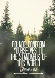 To Conform or Not to Conform