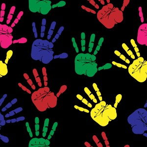 Organizational Tip Tackle the Kids Artwork