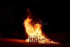 The Beauty in a Bonfire