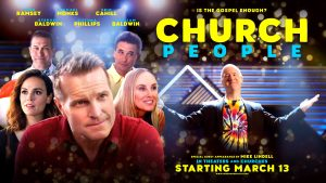 Review and Giveaway Church People
