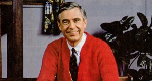 Perspective from Mr. Rogers