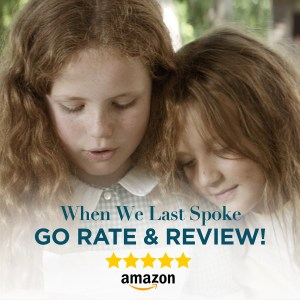 When We Last Spoke Review and Giveaway