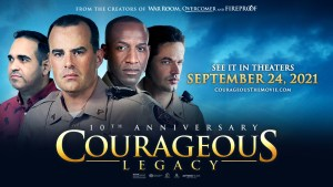 Courageous The Legacy by the Kendrick Brothers